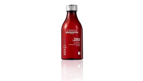 Shampoo L'Oréal Professionnel Force Vector – Quebra - Passaneura