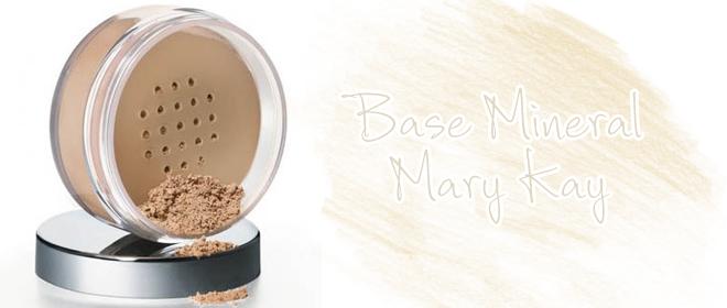 Maquiagem Mary Kay Base em Pó Com Amor